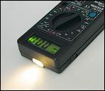 DT830BL: фонарь