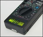 DT830BL: подсветка дисплея